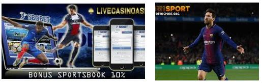 apa yang ditawarkan agen bola online sbobet