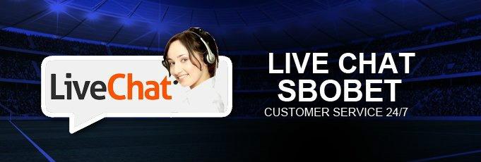 cara pakai live chat sbobet
