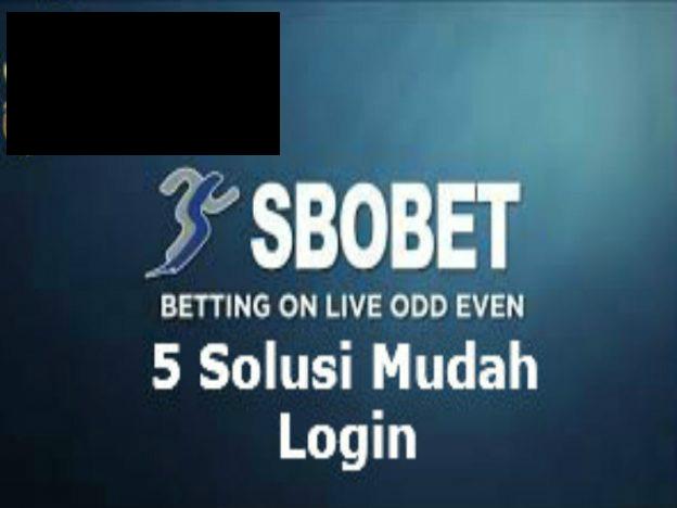sbobet login melalui website judi